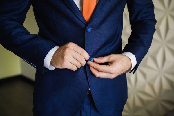 تک کت رسمی مردانه