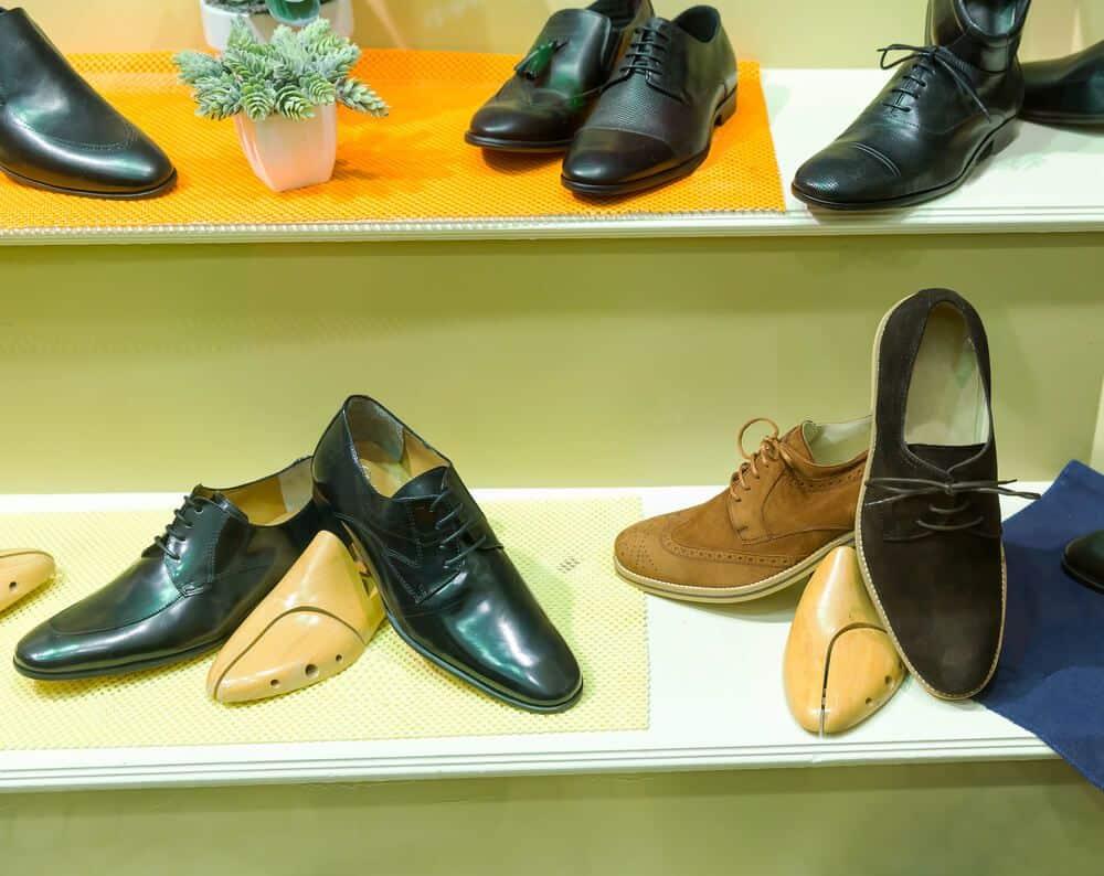 کفش رسمی مردانه اسپرت