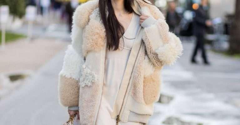 تیپ زمستانه زنانه
