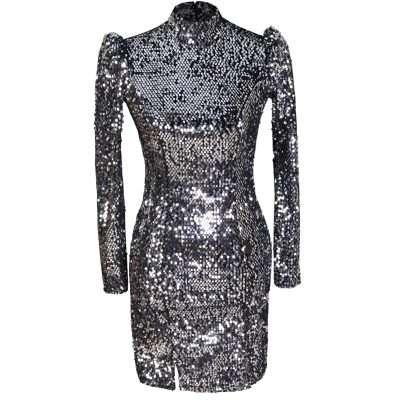 لباس پولکی